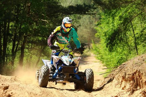 quad atv motocross