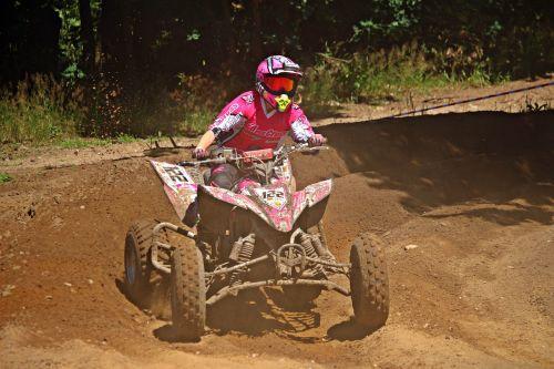 quad enduro motocross