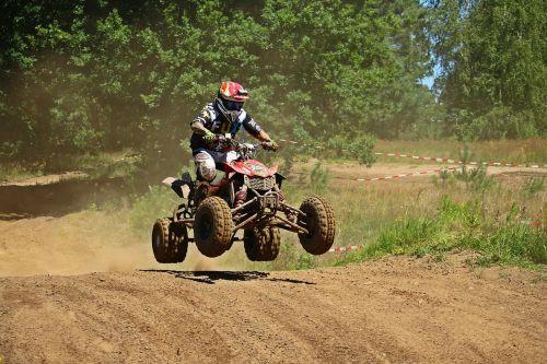 quad quad race enduro