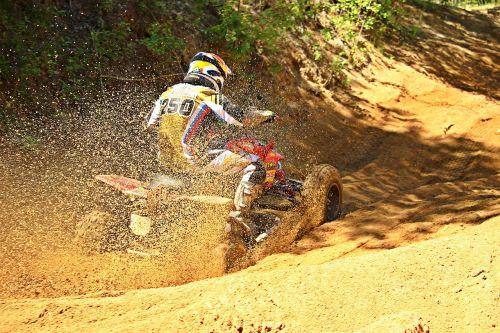 quad enduro quad race
