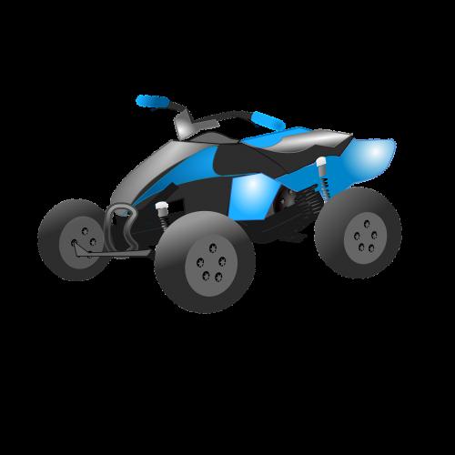 quad motor sports atv