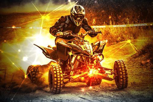 keturratis dviratis, veiksmas, nuotykis, Sportas, ekstremalios, offroad, motociklas, vairuoti, variklis, greitis, purvas, quad, be honoraro mokesčio