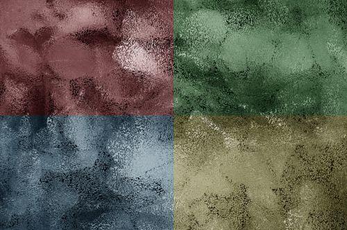Quad Colored Background