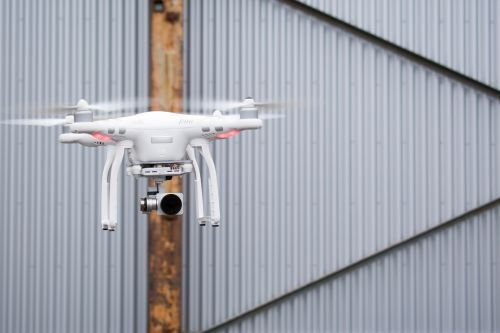 quadcopter dji aerial