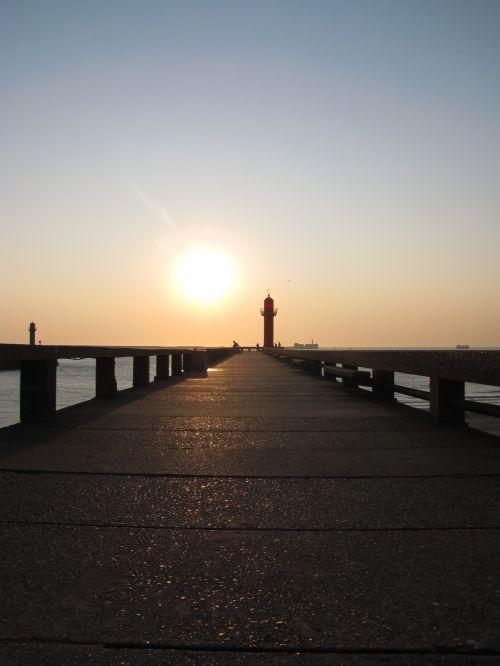 Breakwater Wharf Lighthouse