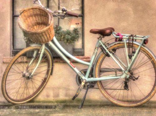 Quaint Bike