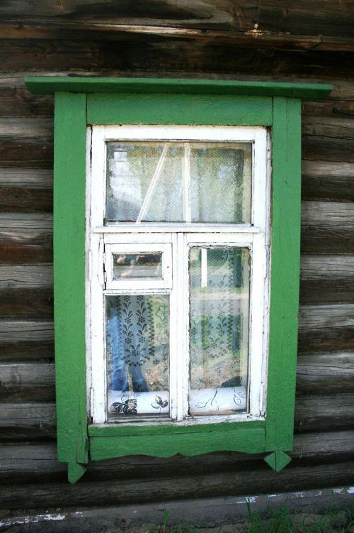 Quaint Window