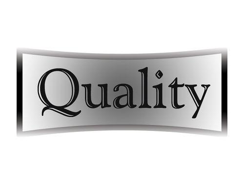 quality quality control black