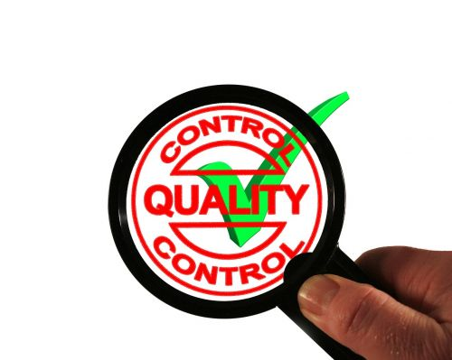 quality control quality control
