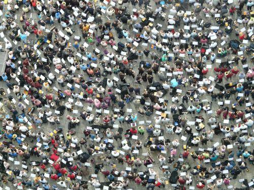 quantitative mass human