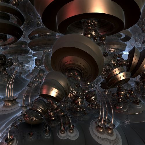 quantum computer organic