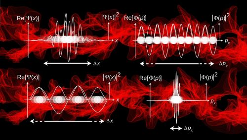 quantum mechanics physics atoms