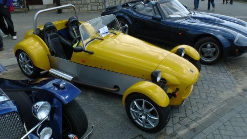 Quantum Sports Car
