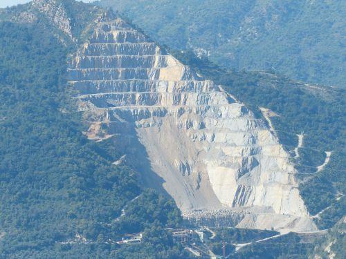 quarry removal limestone