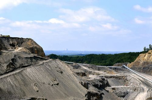 quarry piesberg coal mine