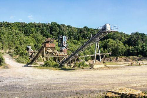 quarry machine stone