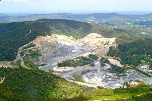 quarry mining extraction