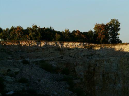 quarry limestone stones