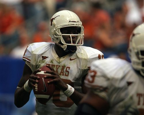 quarterback college action