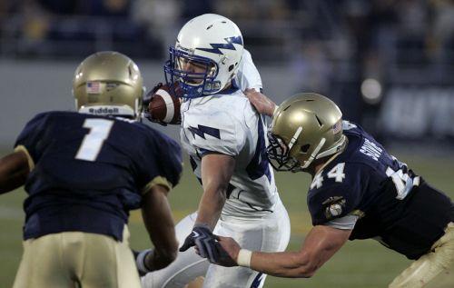quarterback sack american football