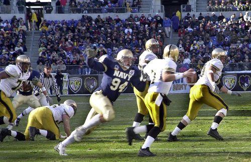 quarterback american football defense
