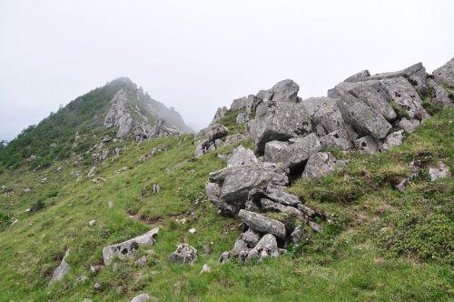 quaternary glacial taibaishan geology