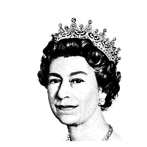 Queen Elizabeth II Clipart