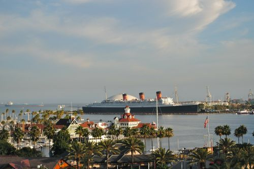 queen mary 2 long beach california