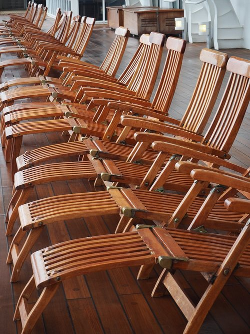 queen mary  board chairs  wooden chair