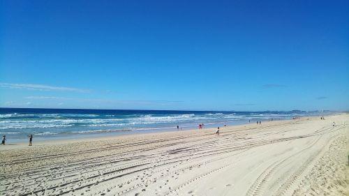 queensland australia ocean