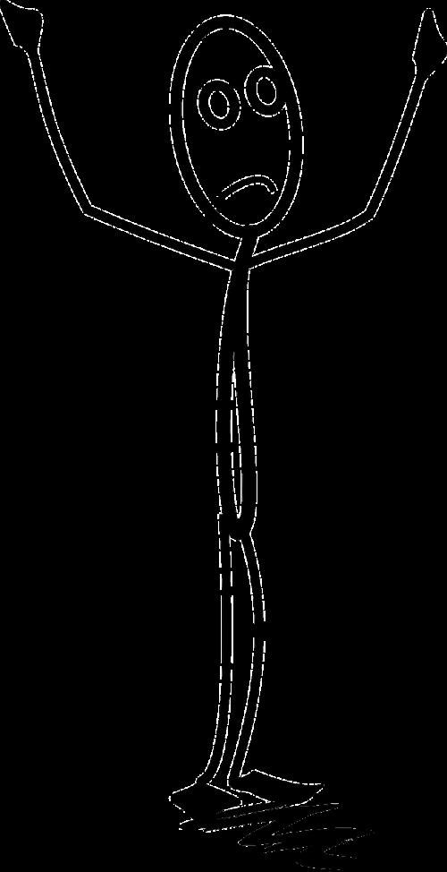 klausimas,Stickman,Stick figūra,matchstick žmogus,nemokama vektorinė grafika