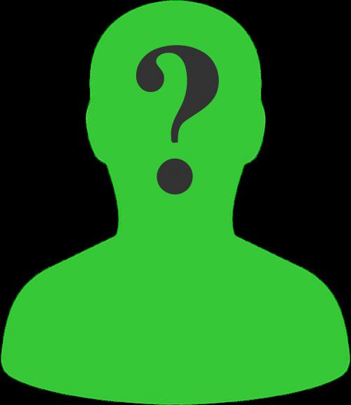 question question mark faq