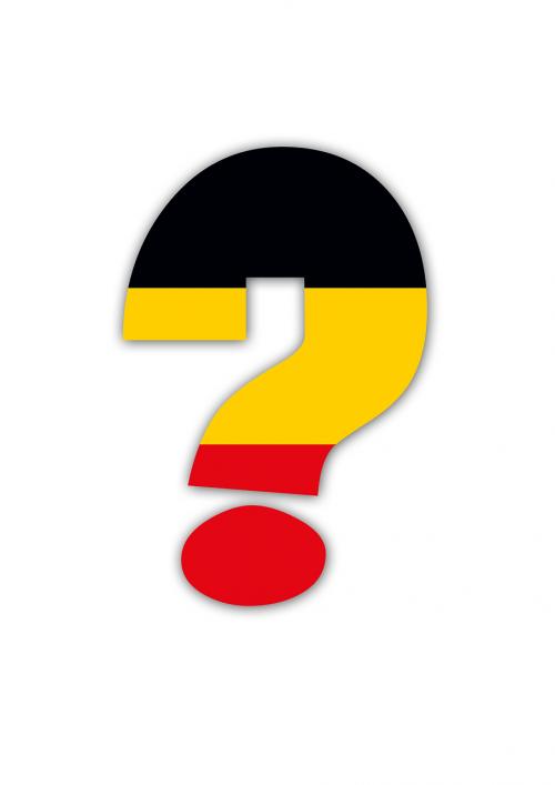 question mark germany em
