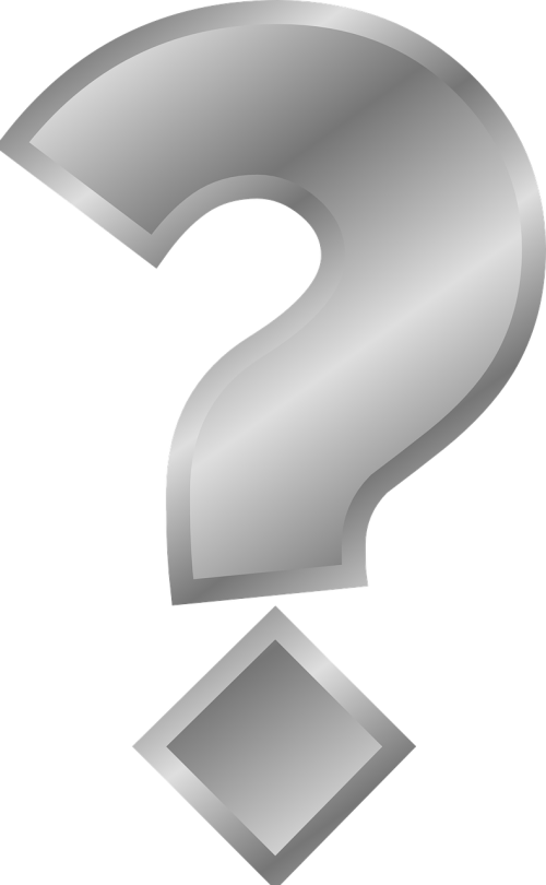 question mark symbol punctuation mark