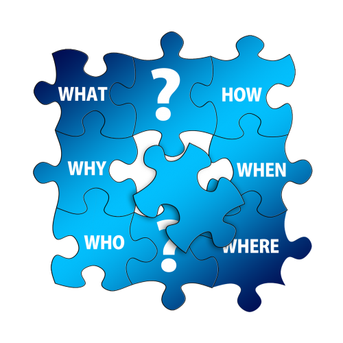 questions puzzle who