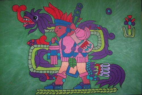 quetzalcoatl aztec kulkulcan