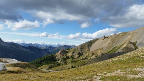 queyras hautes alpes meadow