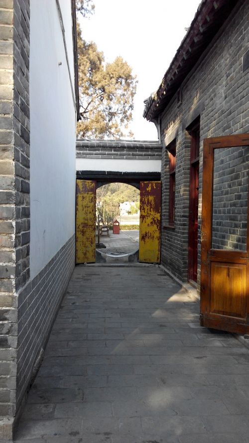 qufu china three-hole the aisle broken