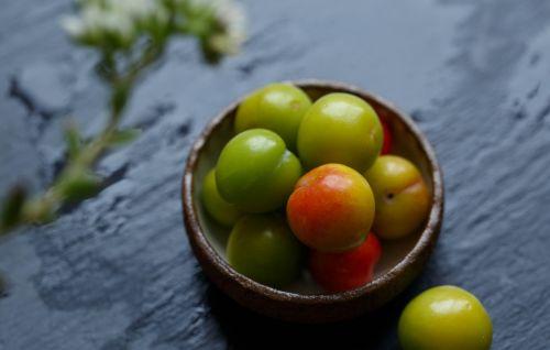 quiet fruit bright