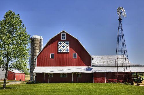 quilt quilt barn windmill