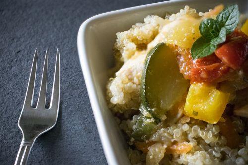 quinoa food vegetables
