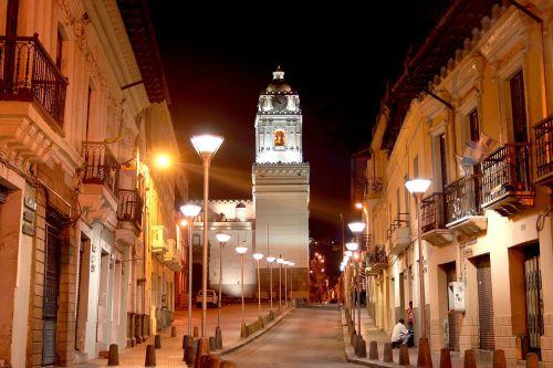 quito ecuador church the merced