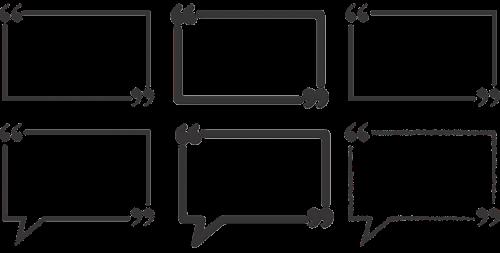 citata,burbulas,stačiakampis,kalbėti,tekstas,komentuoti,kalba,pranešimas,pastaba,žodis,rėmas,ženklas,elementas,piktogramos įrašas,diskusija,idėja,simbolis,sienos,žyma,etiketė,pokalbis,dialogas,patarlė,pastaba,sako kronšteinas,paminėti citavimą,citata,teksto laukelis,citavimo,lipdukas,dialogas,informacija,dalis,apibūdinimas,protingas,sakinys,nuoroda,nemokama vektorinė grafika