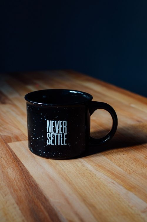 quote statement cup