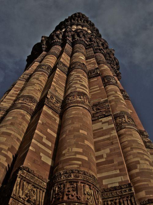 qutb minar monument mehrauli