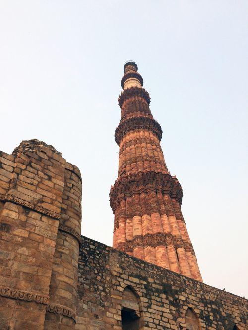 qutub minar architecture monument