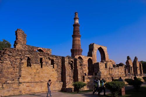qutubminar india monuments