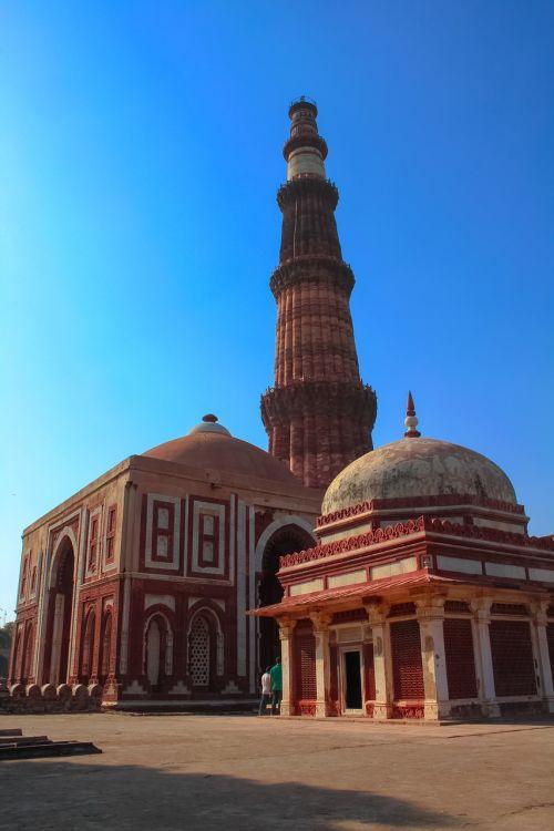 qutubminar india monument