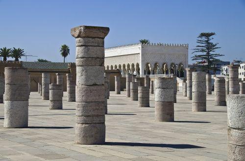 rabat morocco mosque