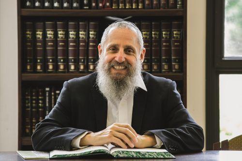 rabbi fishel jacobs